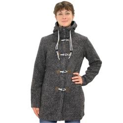 Jack Wolfskin Milton Coat Black